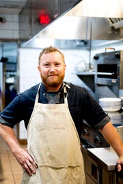 The supper menu at Five Oaks Farm Kitchen is alsoa throwback to simpler times thanks to KBS Enterprises Corporate Chef Aaron Ward, who did extensive research to capture flavors of the era.