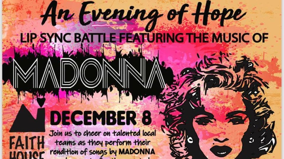 An Evening of Hope: Lip Sync Battle featuring the music of Madonna