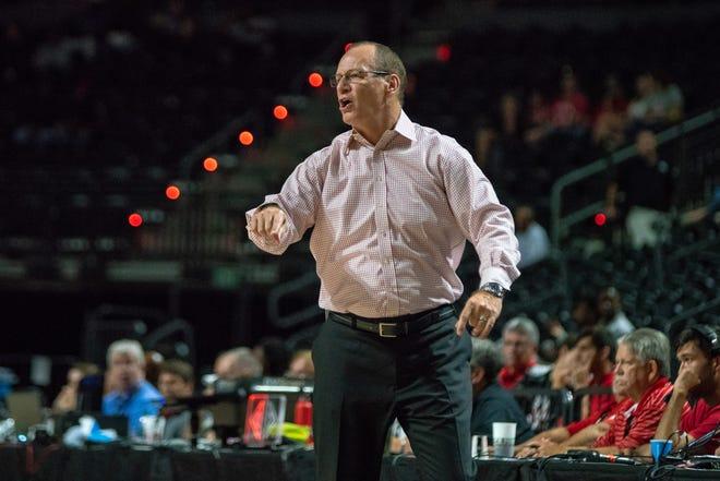 UL coach Bob Marlin's men's basketball program added three signees on national signing day Wednesday.