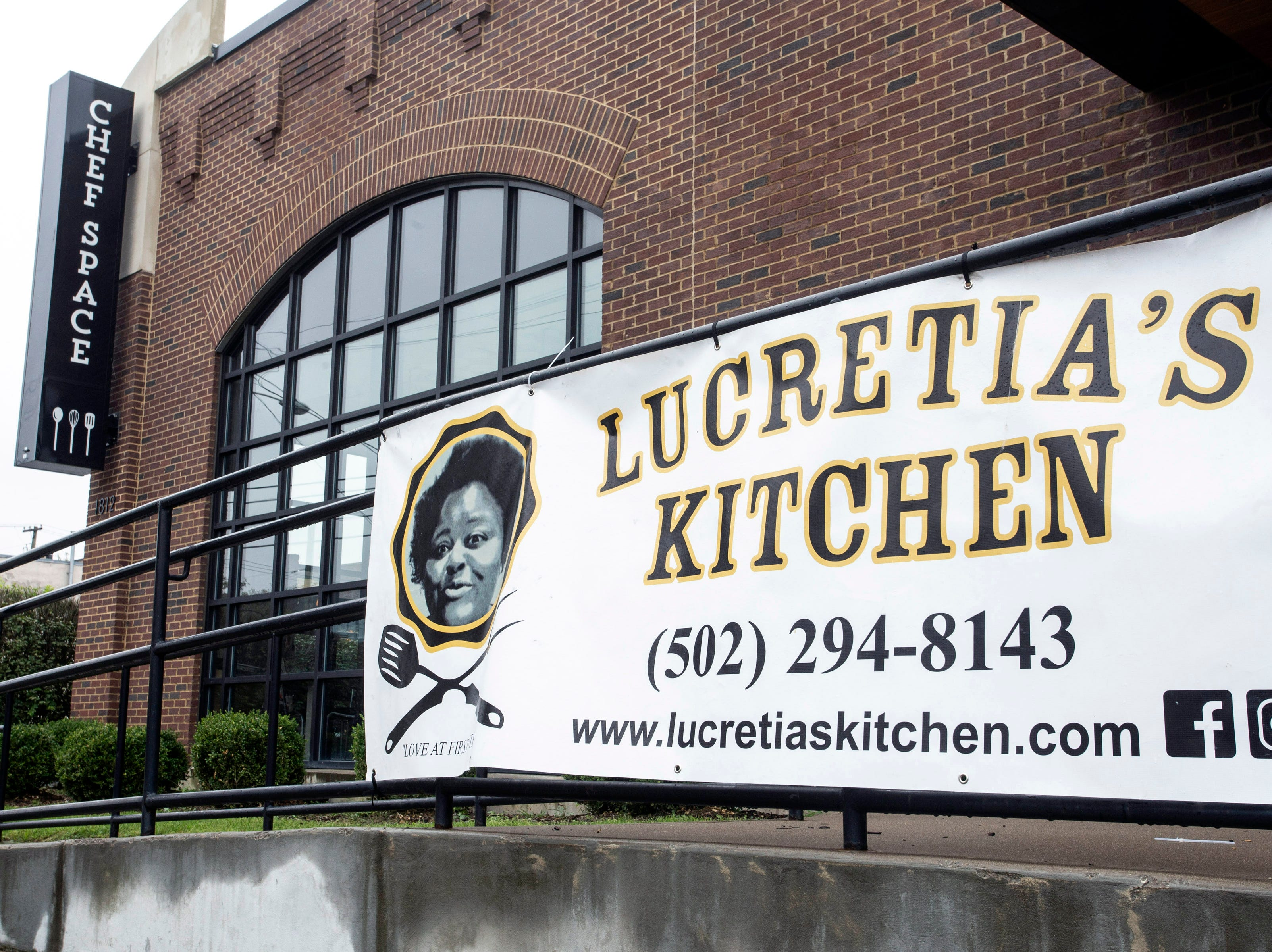 Lucretia's Kitchen is located in the Chef Space at 1812 West Muhammad Ali Blvd. 9/9/18