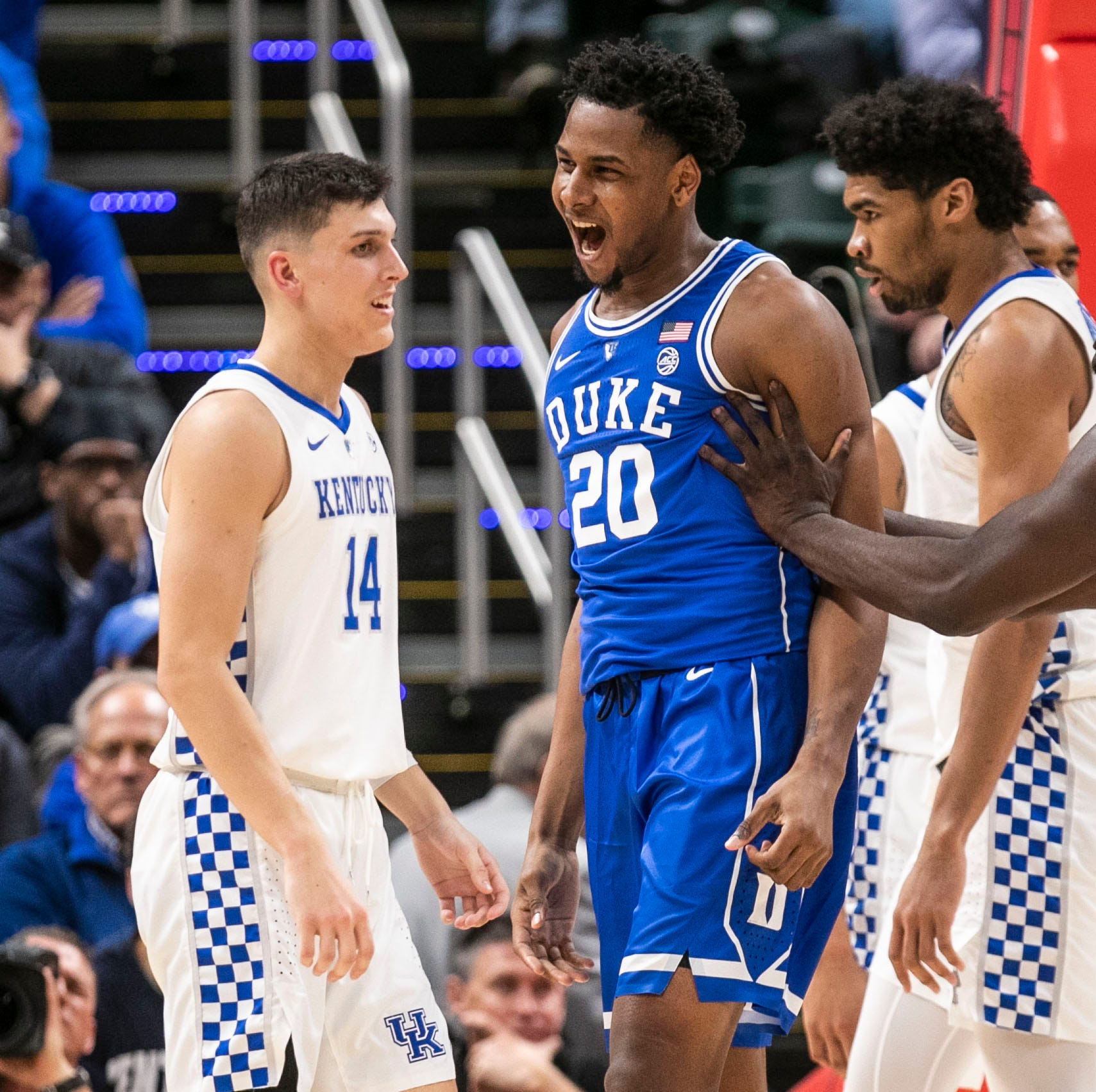 What we learned from Duke's dominance of Kentucky in Champions Classic