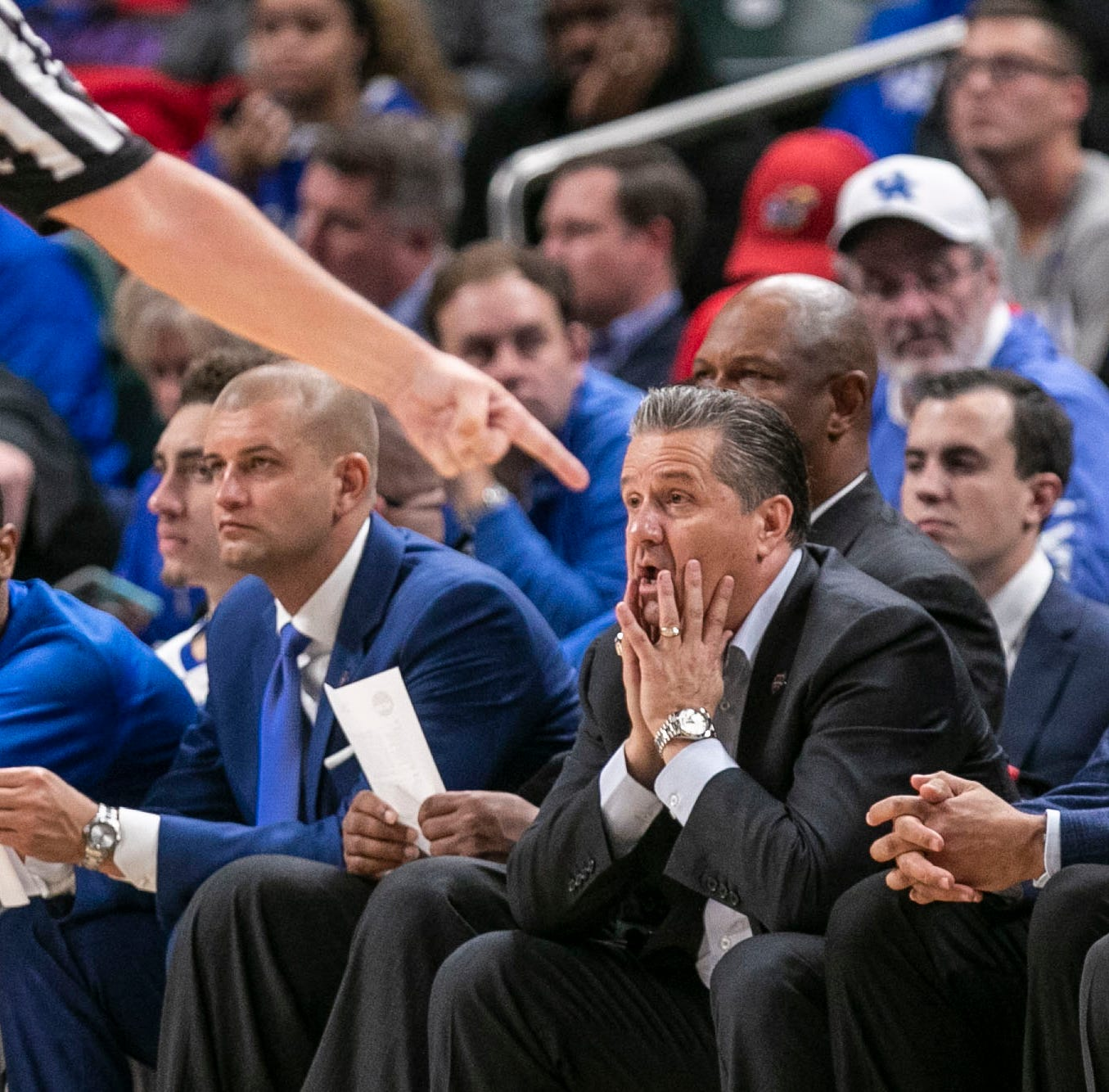How Kentucky basketball responded to worst losses in John Calipari era