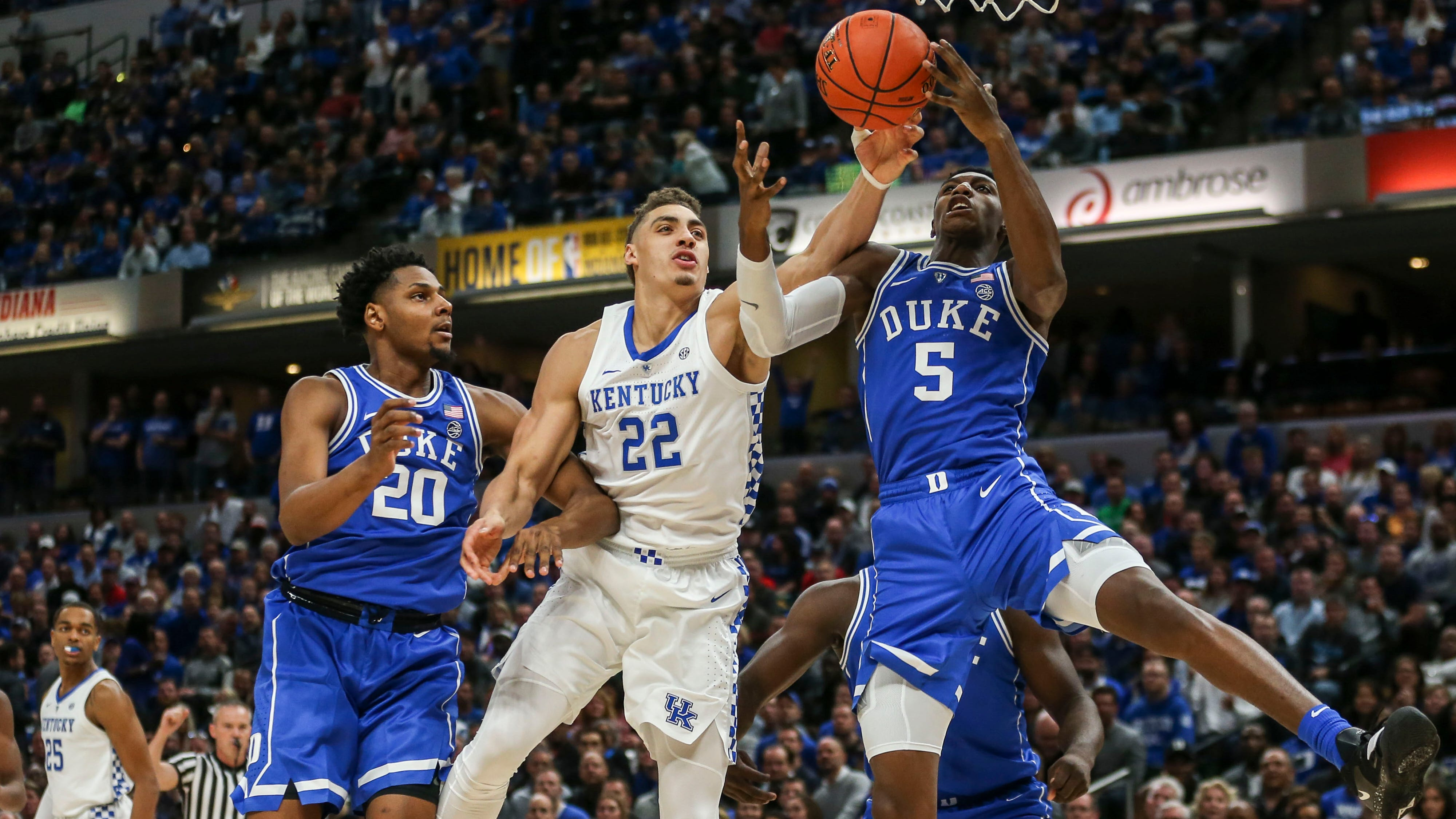 Ncaa Tournament Comparing Contenders For No 1 Seed
