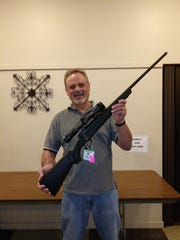 Manitowoc Gun Club co-hosted its annual banquet with Wisconsin Wildlife FederationNov. 3 at City Limits.Dan Christensen from Manitowoc was the first-place winner of the top prize, a Remington Model 783 7mm rifle donated by City Limits.