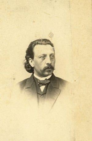 Edward Salomon portrait, undated