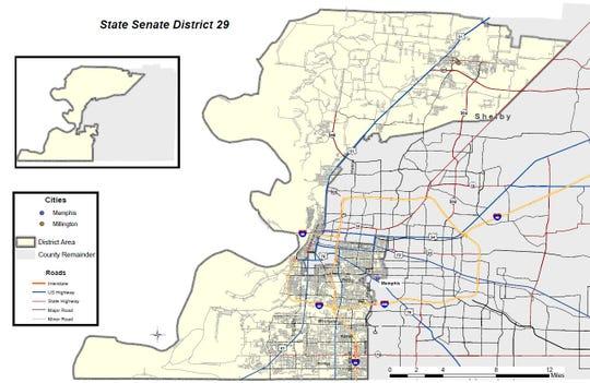 State Senate District 29