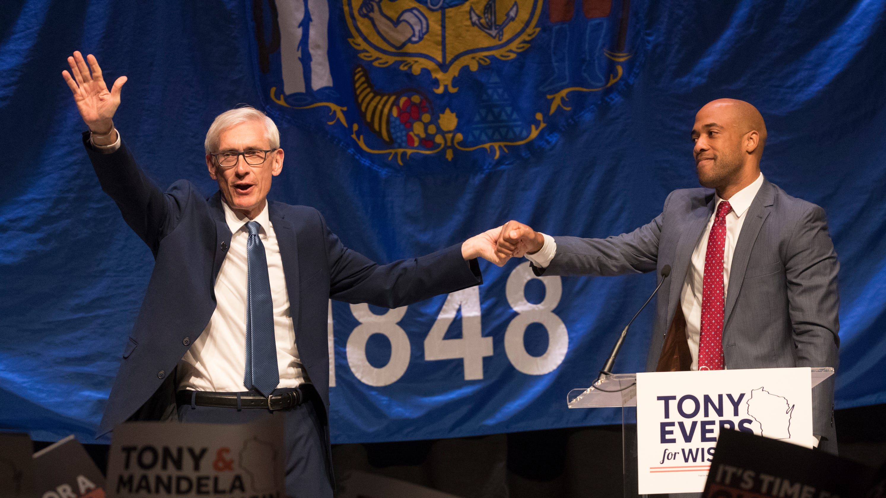 47a73c21436 Wisconsin governor election results  Scott Walker loses to Tony Evers