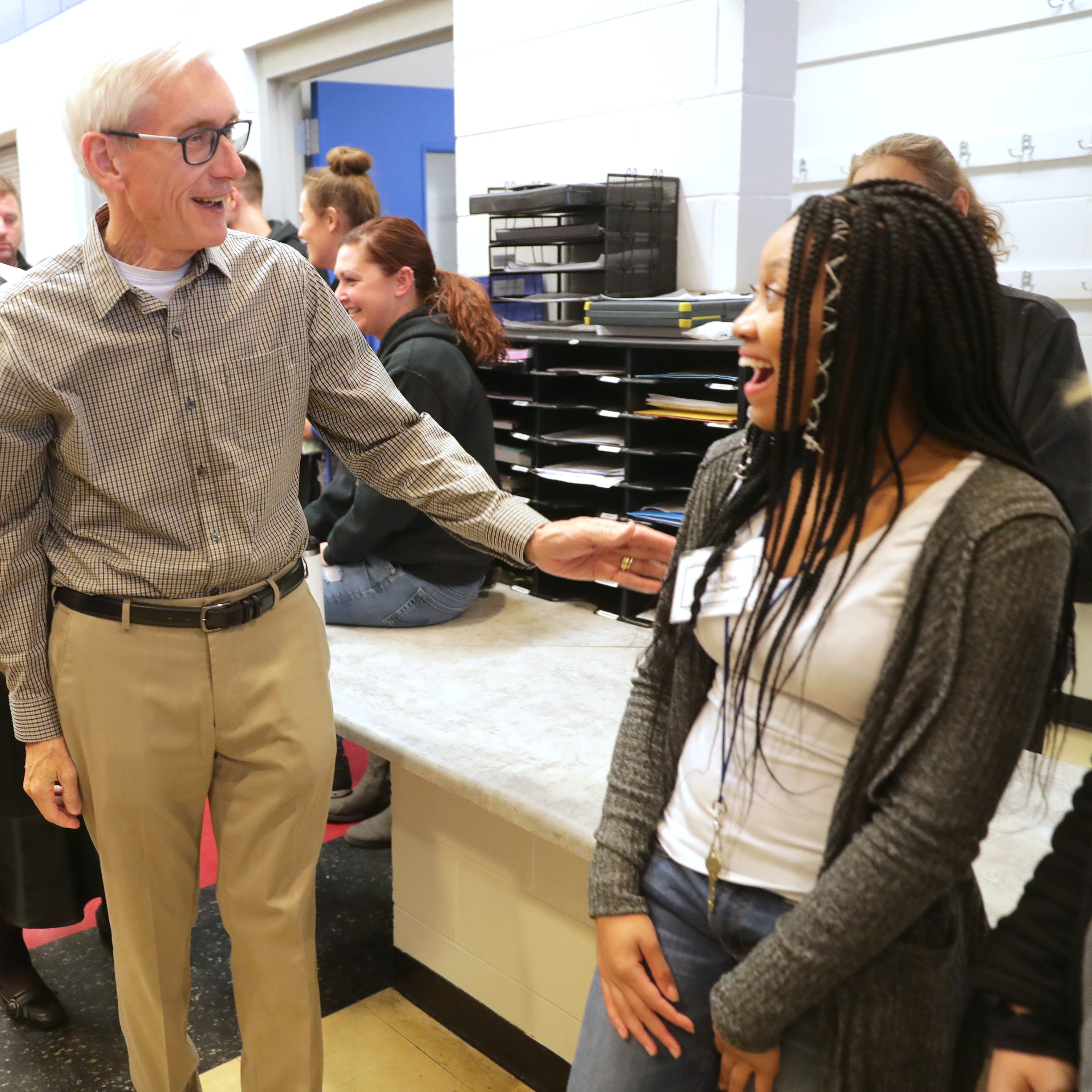 Republican lawmakers consider limiting incoming Gov. Tony Evers' power over state rules