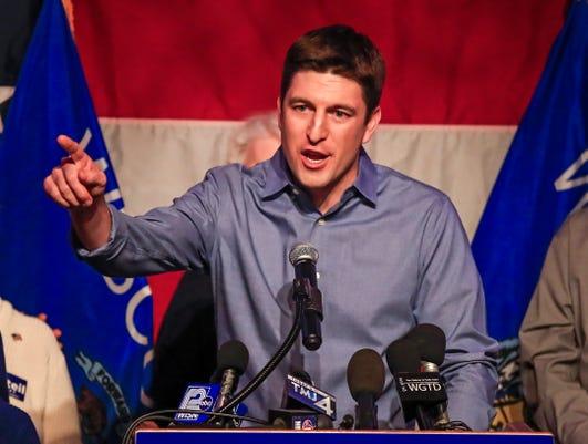 Republican Wisconsin 1st Congressional Candidate Bryan Steil