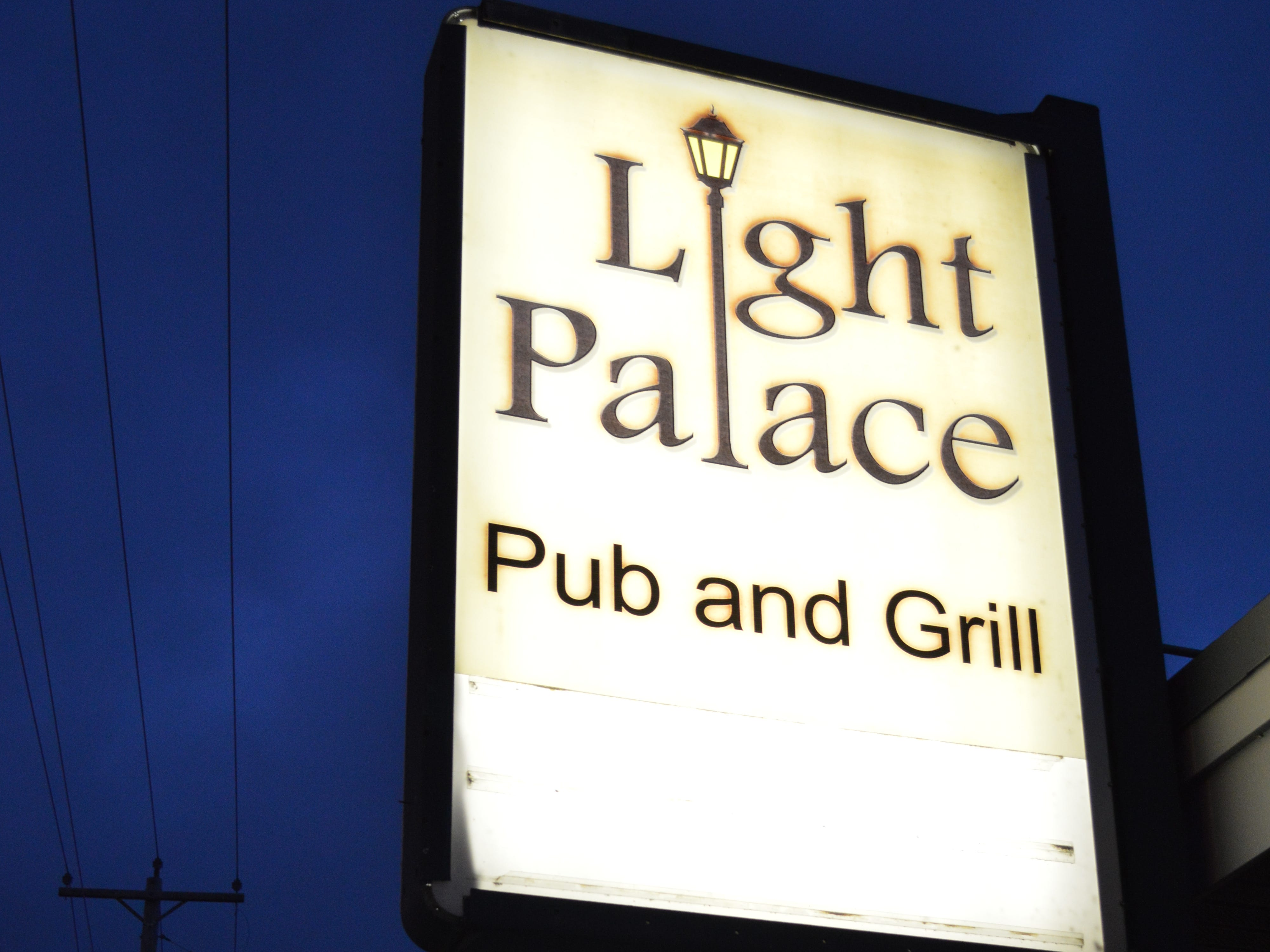 Light Palace Pub and Grill is located at 5880 S. Packard Ave., Cudahy.