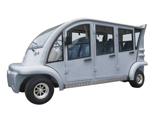Some low-speed vehicles come with doors.