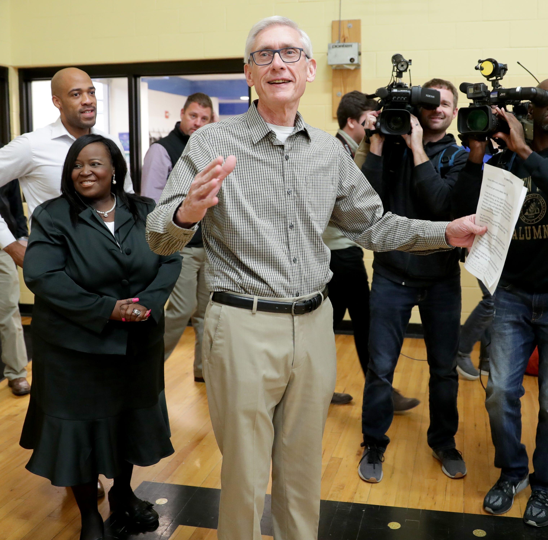Gov. Scott Walker concedes to Democrat Tony Evers