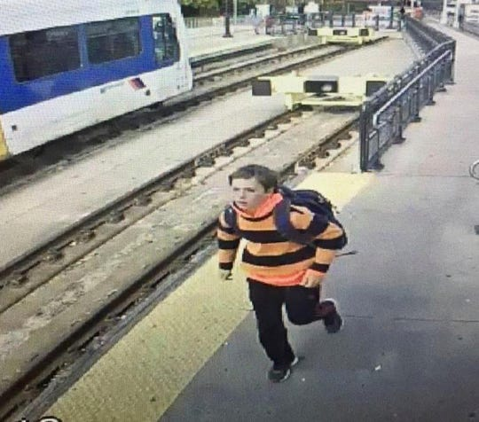 Missing Mountain Lakes teen Thomas Kolding, 15, was seen Nov. 3 in Camden at the Walter Rand Train Station.