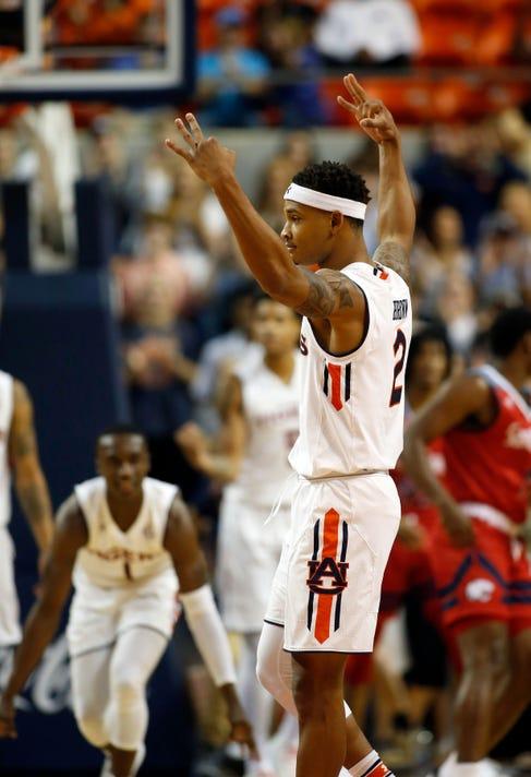 Ncaa Basketball South Alabama At Auburn