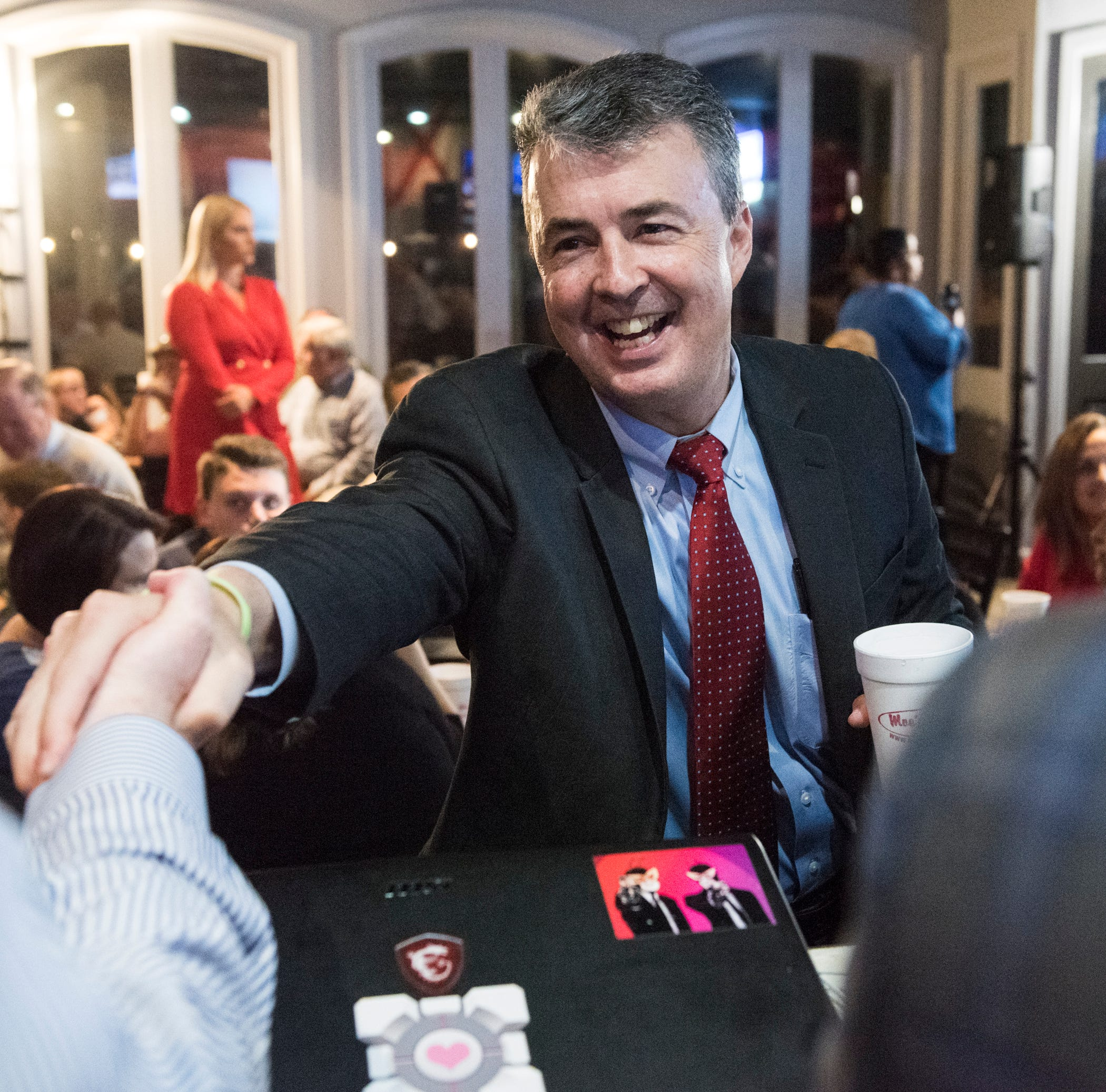 Steve Marshall wins election as attorney general