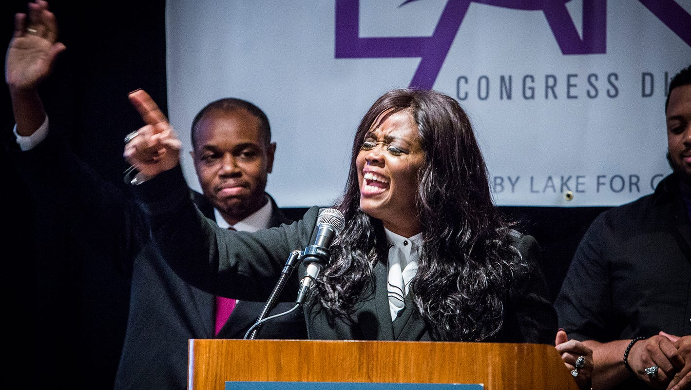 Congressional candidate Lake misses campaign finance deadlines; local GOP files complaint
