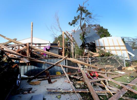 20 More Storm Damage Christiana