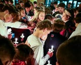 Eagleville School family gathers to comfort family of mother who died in tornado