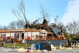 Ava Jordan survived an EF-2 tornado in Christiana, Tennessee with wind speeds of 130 mph, on Nov. 6, 2018