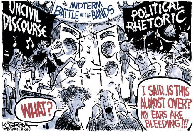 Post-election civil discourse
