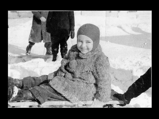 Ben Alalouf, a Holocaust survivor, spent time as a child at the Fort Ontario refugee camp in Oswego, N.Y., during World War II.