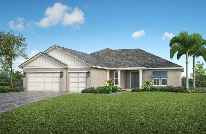 Clive Daniel Home will be completing the interior design for Stock's Marathon III model in Naples Reserve.
