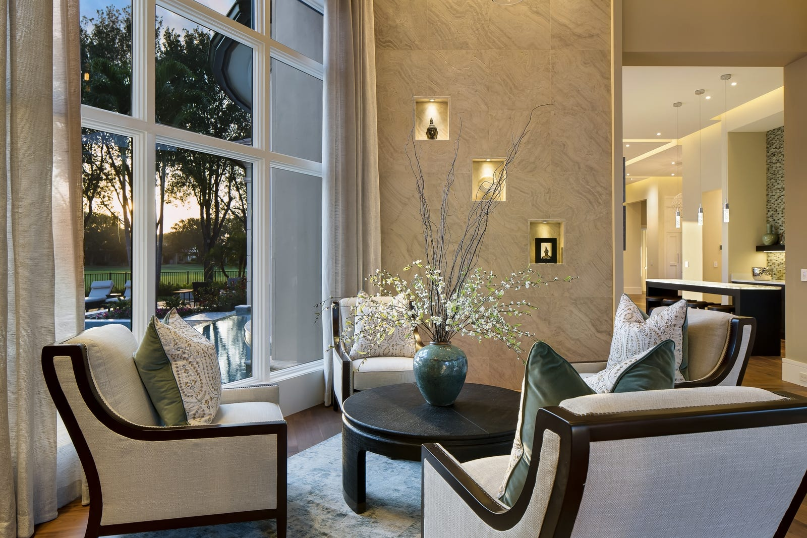 Furniture Schedule Interior Design ~ Theory design awarded interior design contracts for seagate models