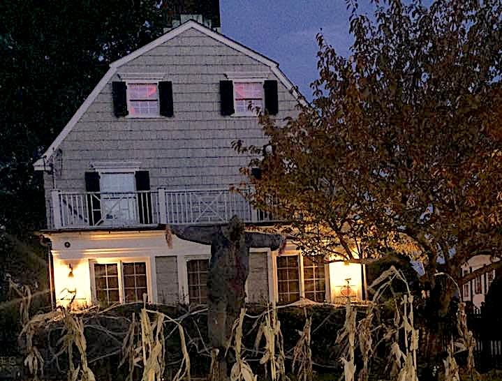 More than four decades later, the 'Amityville Horror' house still attracts tourists