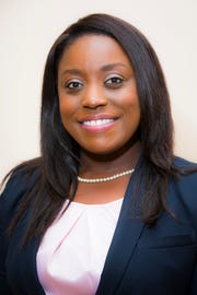 Danielle Ireland-Imhof was elected Passaic County Clerk by 25,000 votes.