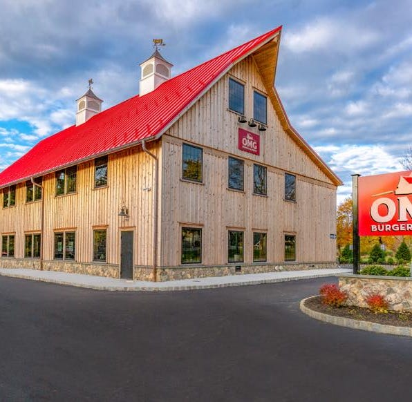 Open Now: OMG Burger & Brew opens on Schooley's Mountain