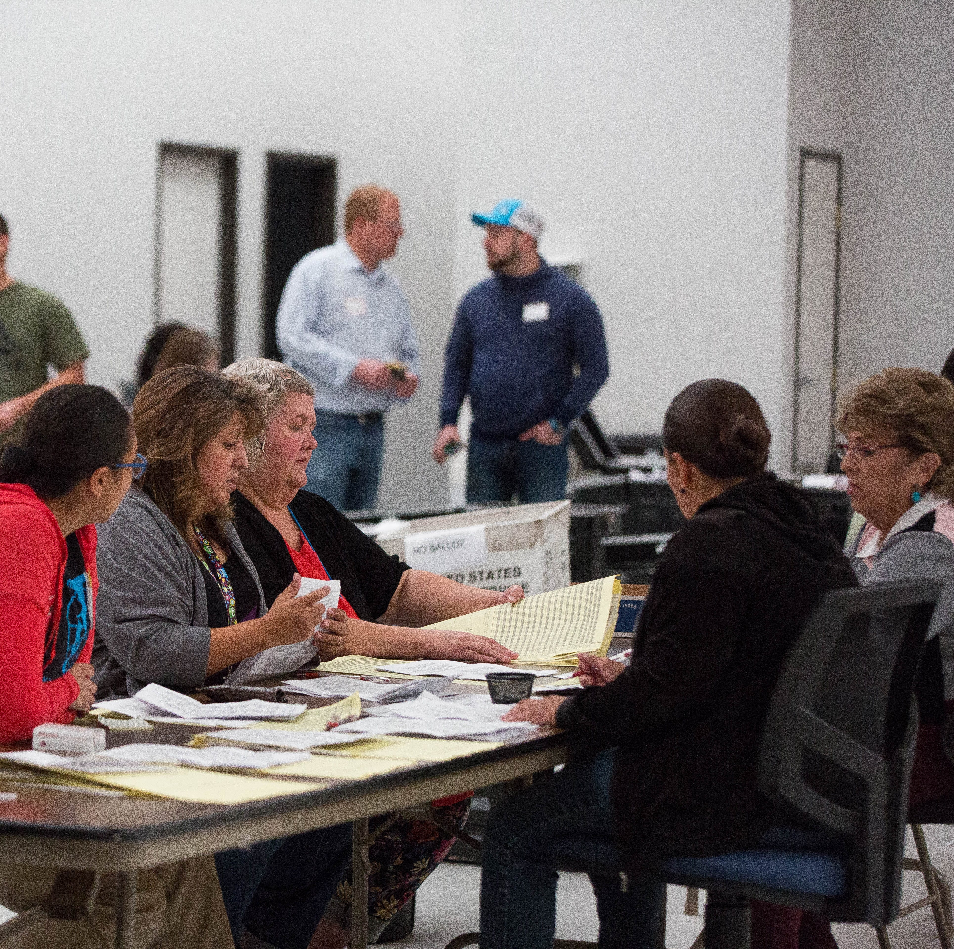 Doña Ana County finishes tally of provisional ballots