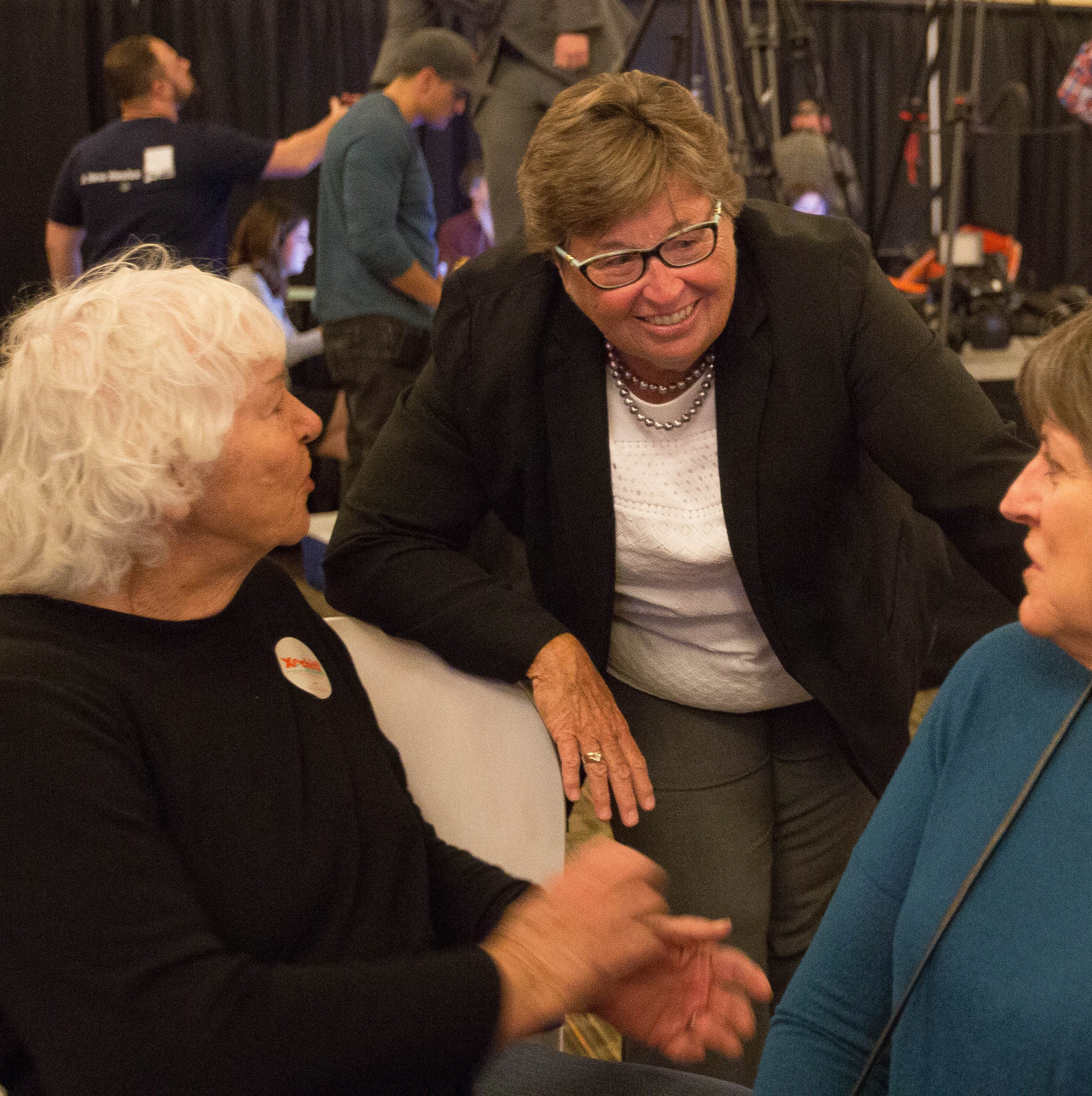 Kim Stewart will be first openly gay sheriff in state history, first woman sheriff in county