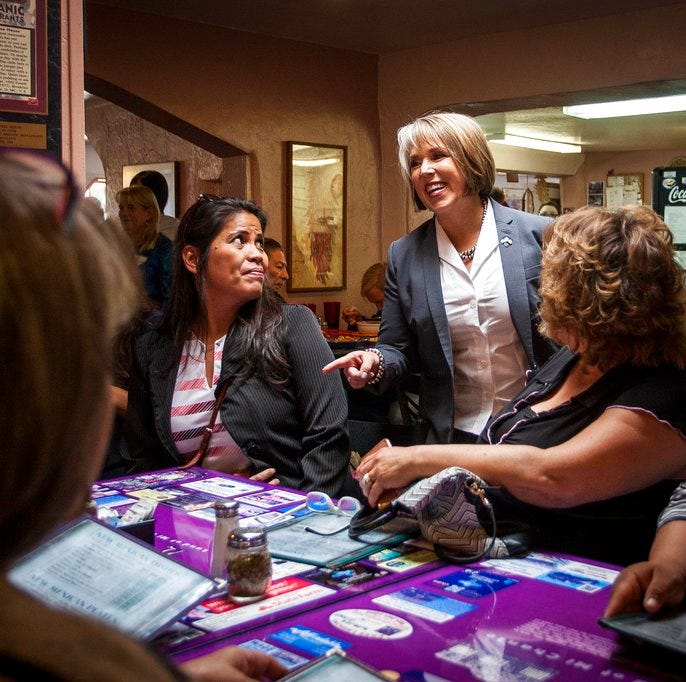 Democrats win every statewide race in New Mexico