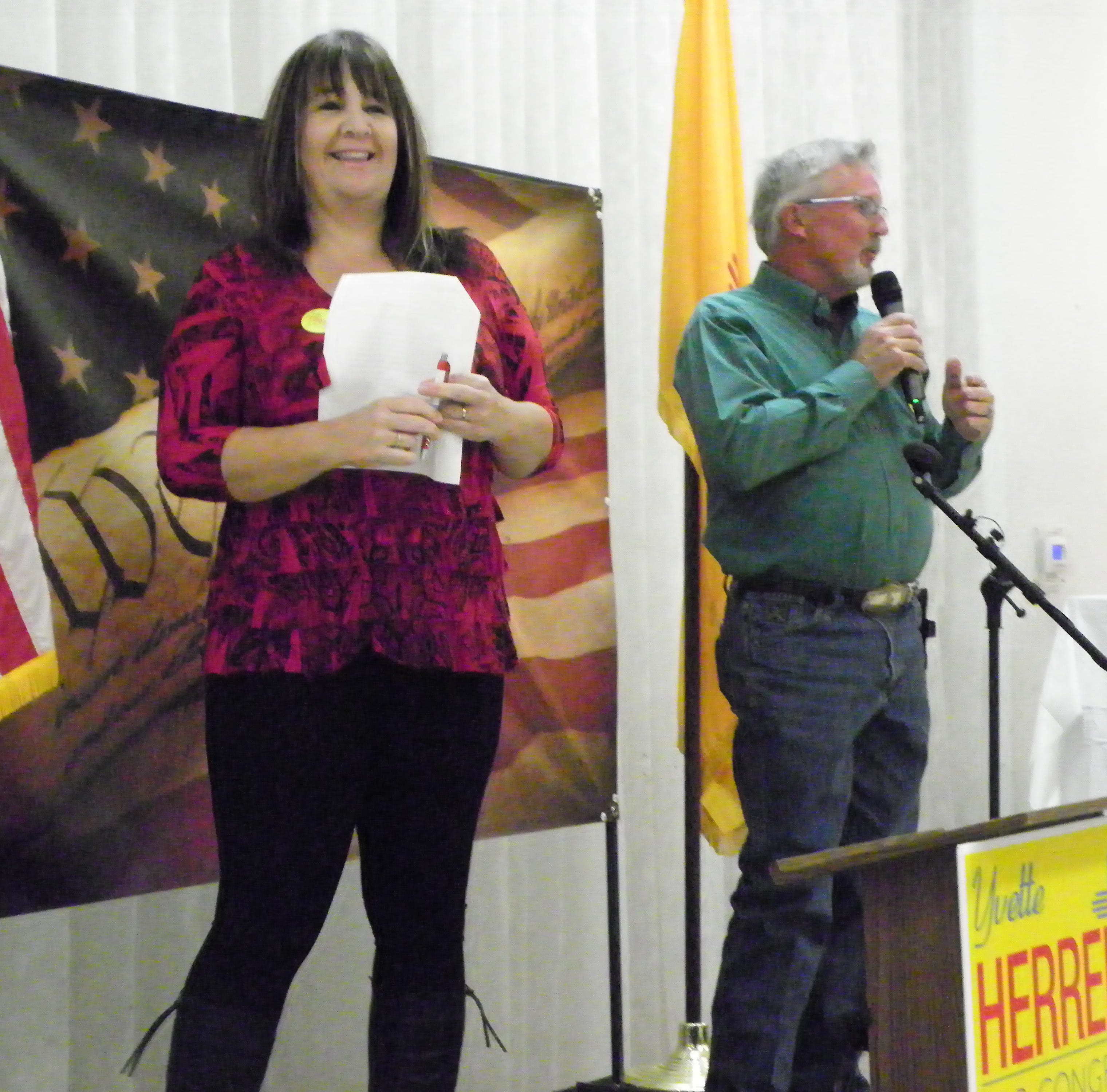 Republicans win every race in Otero County