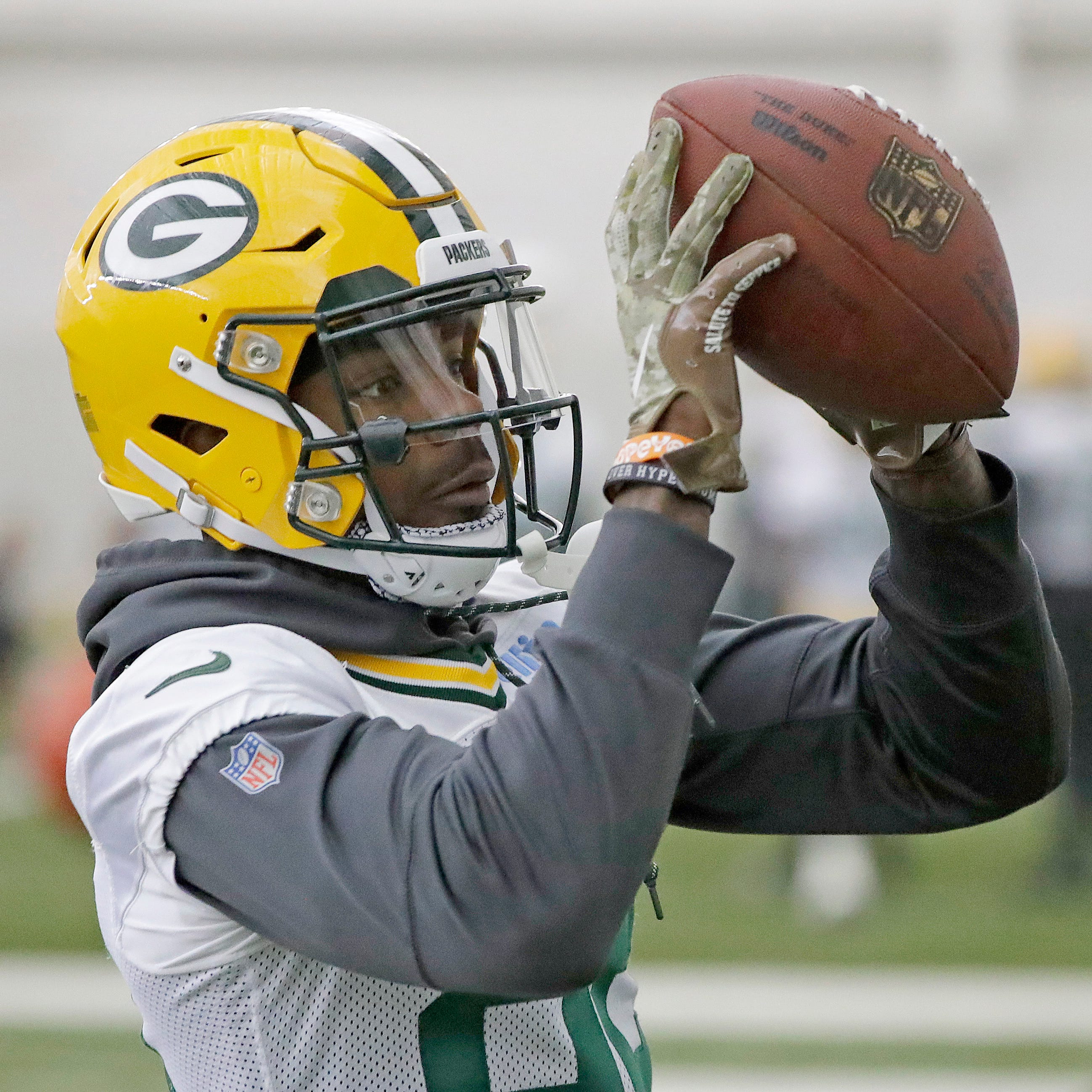 Packers notes: J'Mon Moore foresees fresh start in Matt LaFleur's system