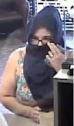 "Miranda Maloney, also known as ""Grimace Bandit."""
