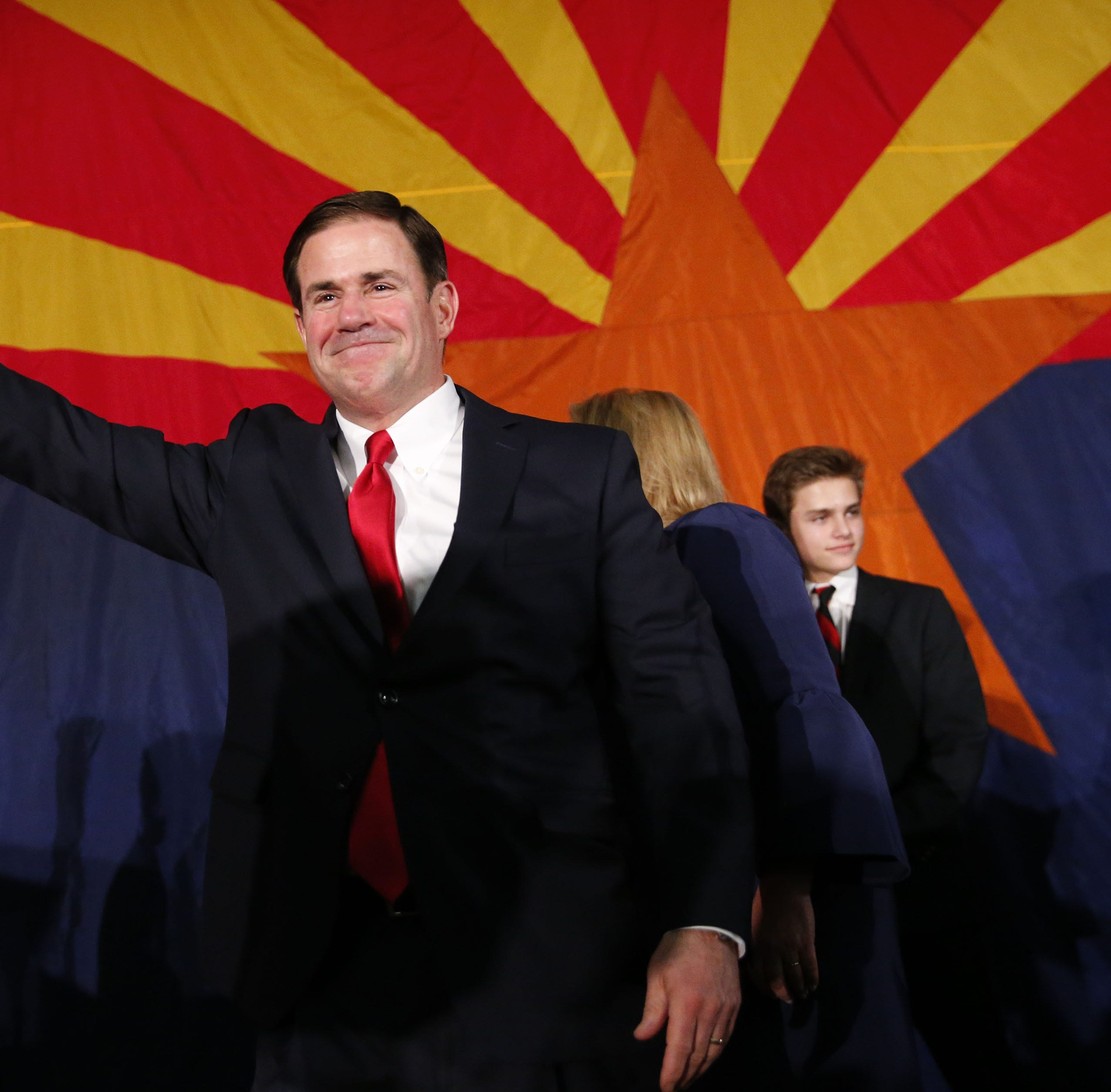 Gov. Doug Ducey's billionaire sugar daddy revealed