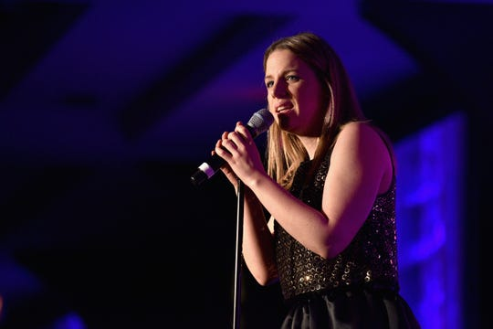 Jessie Mueller performs in 2016 in New York City.