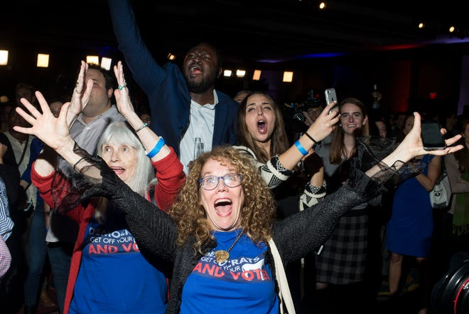 Demócratas celebran
