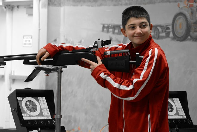 The Gary Anderson Invitational junior air rifle match is held in Ohio and Alabama in December.