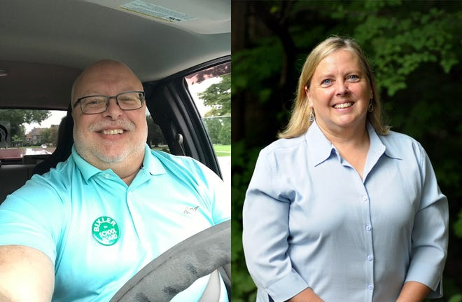 Challengers Joe Bixler and Laurie Oldford won seats on the Port Huron Area School District .