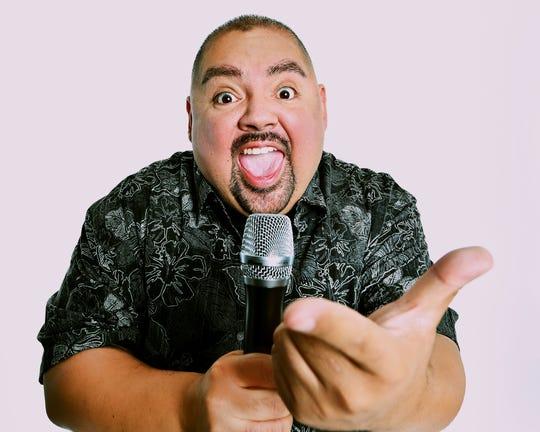 """Comedian Gabriel """"Fluffy"""" Iglesias"""