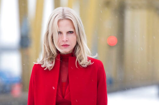 """Sylvia Hoeks stars in """"The Girl in the Spider's Web.""""  The movie opens Nov. 9 at Regal West Manchester Stadium 13, Frank Theatres Queensgate Stadium 13 and R/C Hanover Movies."""