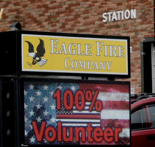 Eagle Fire Company in Mount Wolf Wednesday, Nov. 7, 2018. Bill Kalina photo