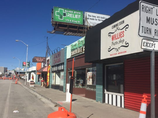 Willies Pasta Shop, from the owners of LuLou's Restaurant, is coming to Midtown Reno.