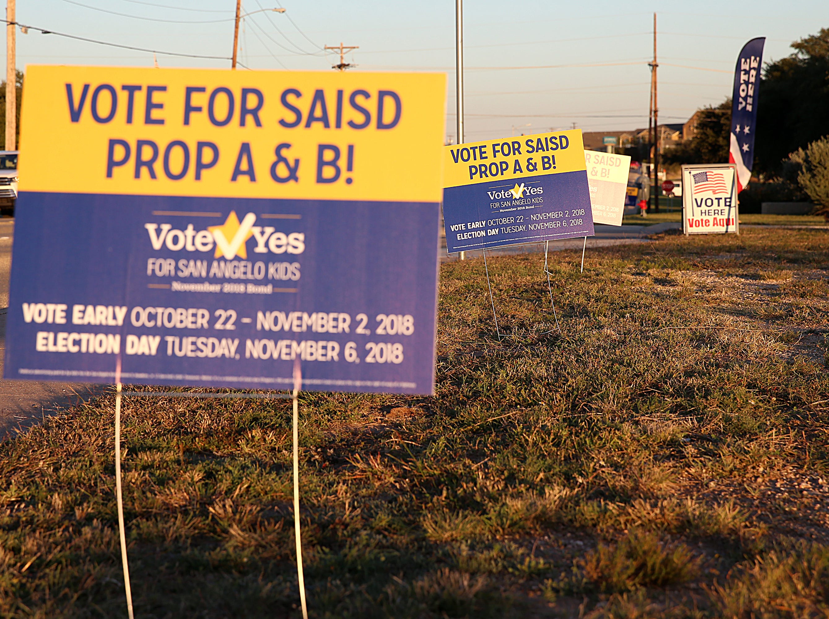 After failed bond, San Angelo ISD will discuss priorities and budget spending