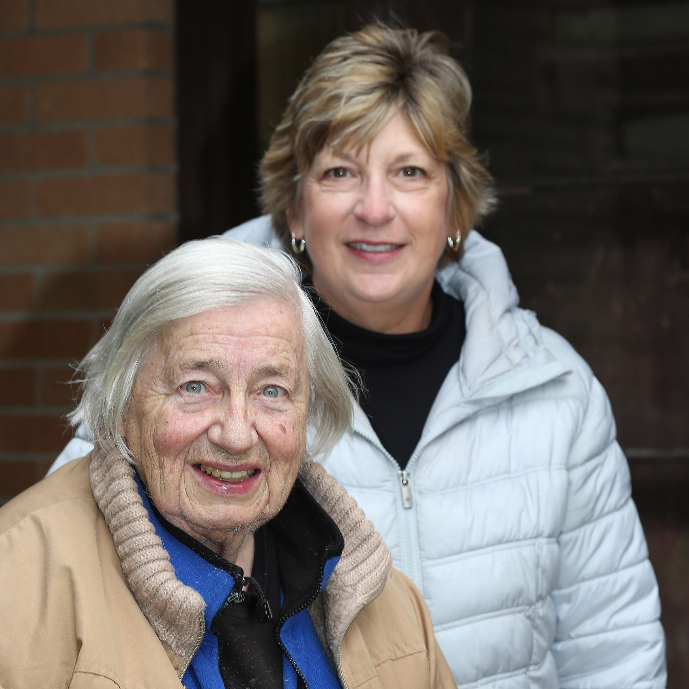 Sheboygan woman, 85, spent 8 days on the floor after a fall. Her friend saved her.
