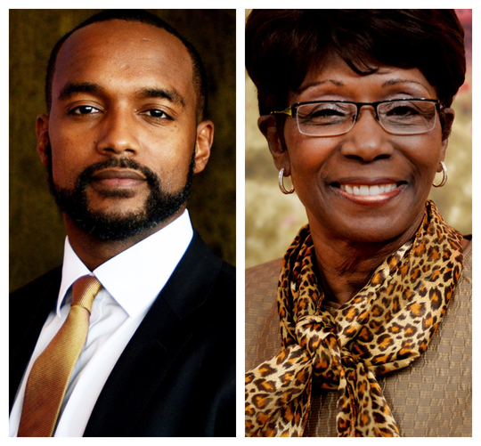 Mayor Ollie Tyler will head to a Dec. 8 runoff with challenger Adrian Perkins.
