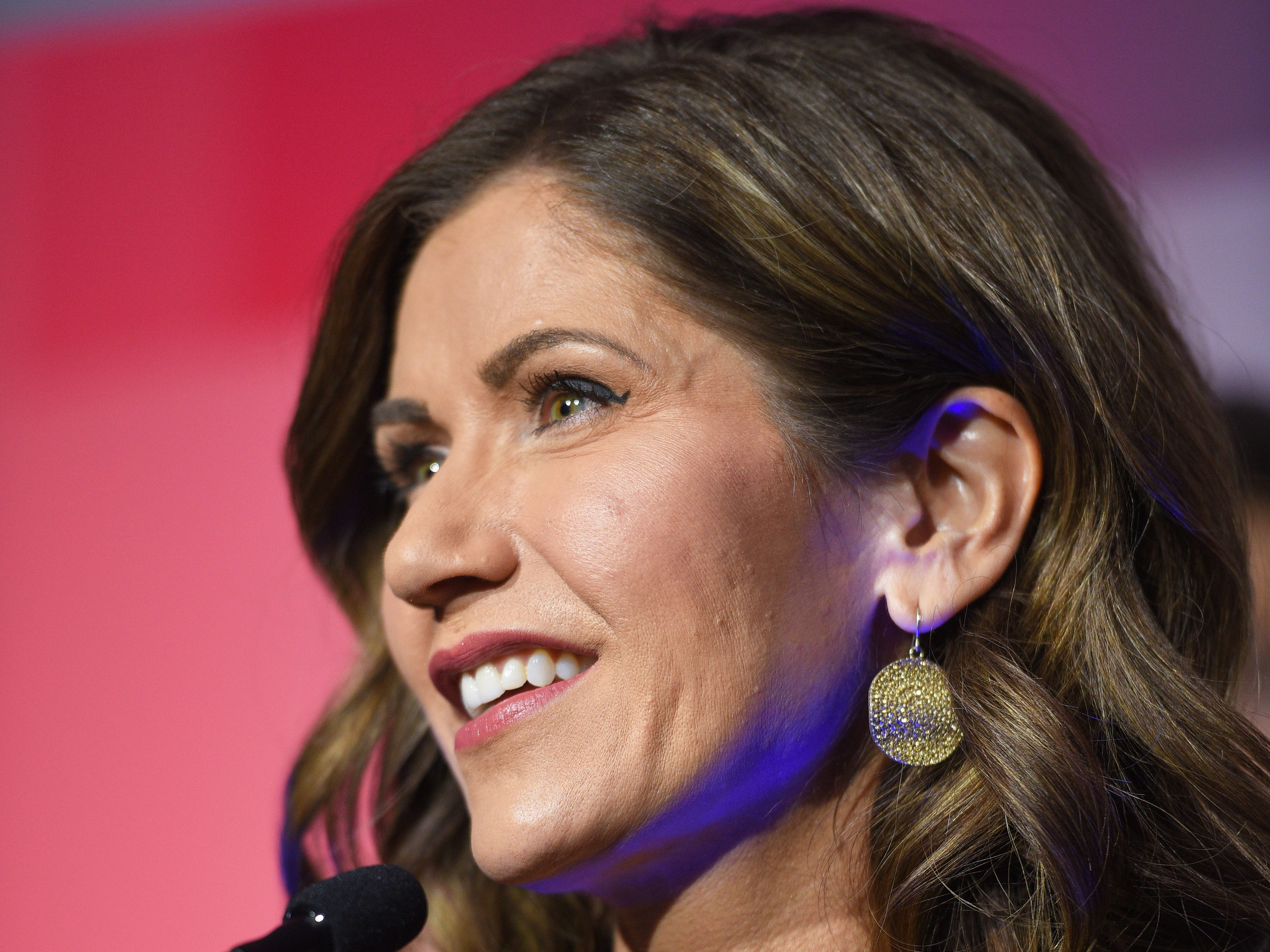Kristi Noem announces key staff hires, including her daughter, for new administration