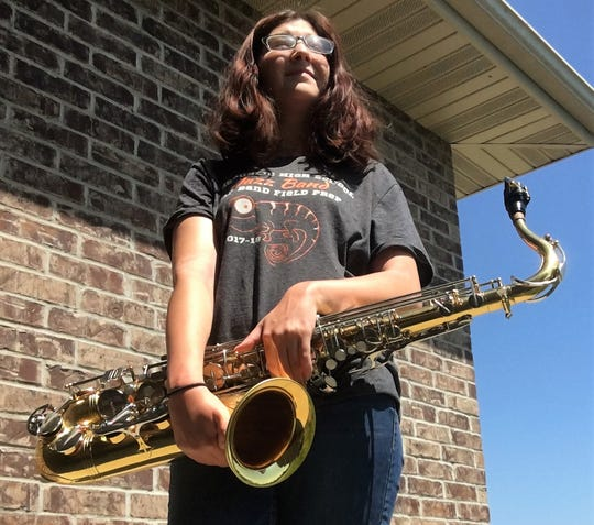 Maggie Moncado has been invited to join Macy's Great American Marching Band in the 92nd Annual Macy's Thanksgiving Day Parade in New York City.